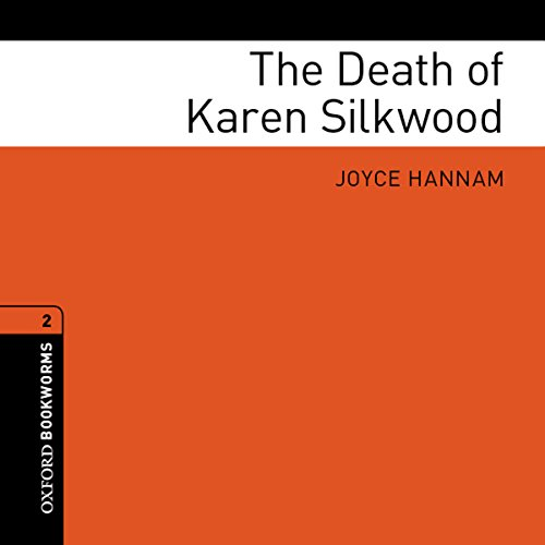 The Death of Karen Silkwood audiobook cover art