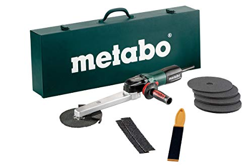 Metabo Kehlnahtschleifer KNSE 9-150 Set (602265500) Stahlblech-Tragkasten, 950 W, 230 V