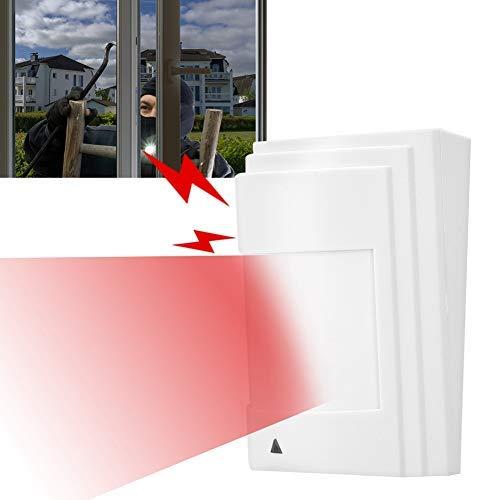 bekabelde passieve infrarood bewegingssensor, 12 V Dual PIR bewegingsmelder, alarmsysteem voor huisveiligheid, apparaatarm en hoge gevoeligheid