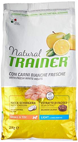 Natural Trainer Natural Small Light kg. 2 Cibo Secco per Cani, Multicolore, Unica