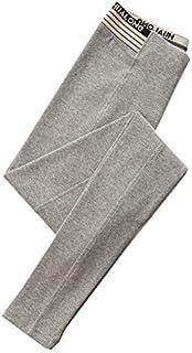 Yuen Pantalones de Fitness/Pantalones Exteriores de Mujer/Pantalones elásticos de Cintura Alta, Light Ash