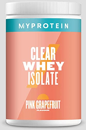 Myprotein Clear Whey Isolate Pink Grapefruit, 536 g
