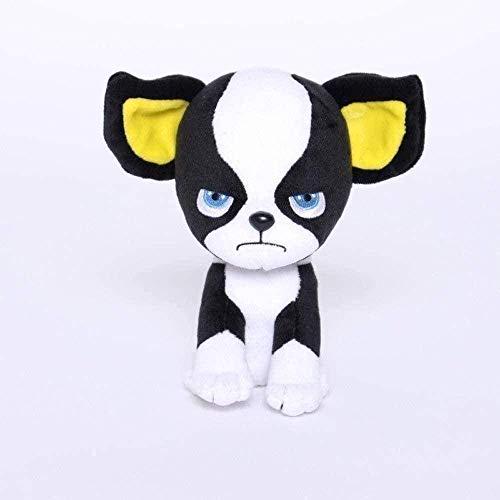 N-L 15Cm PUY Iggy Peluche Cuscino Anime JoJo S Bizzarra Avventura Cartoon Figure Farcito Bambola Morbida Compleanno per 3+ Ch