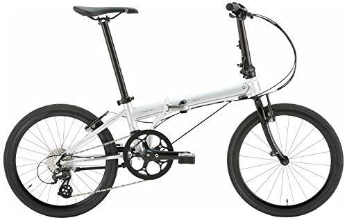 ダホン(DAHON) 2020年モデル Speed Falco 8段変速 折りたたみ自転車 20SPFASL00 ホワイトシルバー