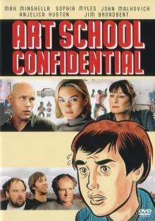 Art School Confidential Verleihversion