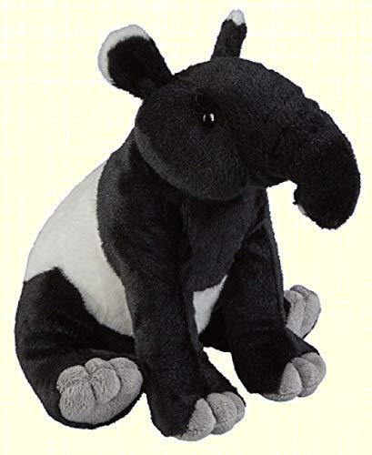 Ravensden Weiches Plüsch Tapir sitzend 24cm
