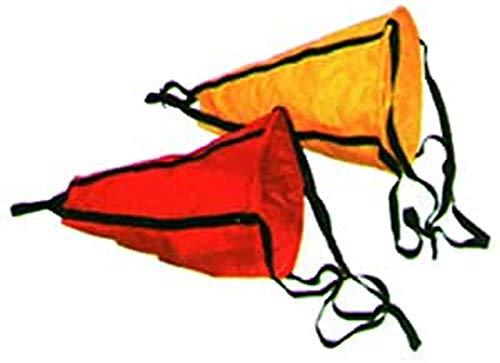 Ancora Galleggiante SQUIDDY BY TREM per Pesca A SCARROCCIO Misura 70X70 cm per Barche Fino A 8 MT.
