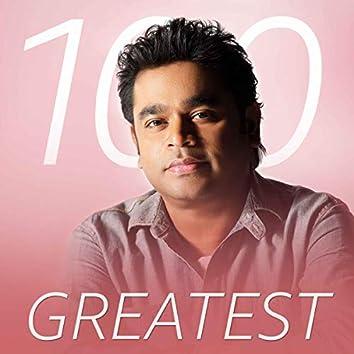 100 Greatest A. R. Rahman songs (Tamil)