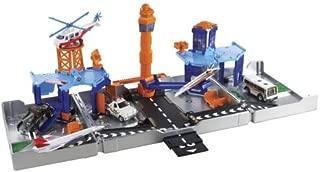 Mattel Matchbox Pop Up Deluxe Airport Adventure Set