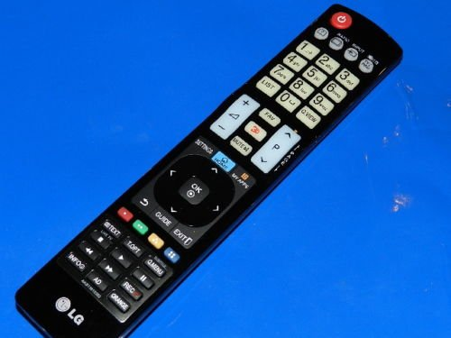 LG 3D Smart My apps Record Tv Remote Control Works all 2012-2014 Tv`s