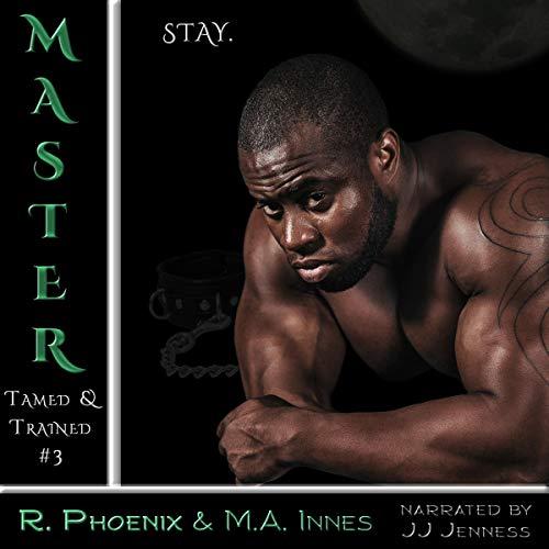 Master audiobook cover art