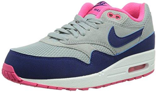 Nike Wmns Air Max 1 Essential 599820-003 Damen Low-Top Sneaker Grau (Grau) 37.5