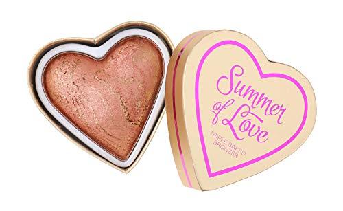 I Heart Makeup - Bronzer - Blushing Hearts - Love hot summer