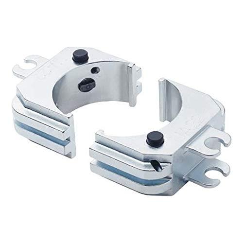 Klauke Adapter UA22 f.K22/EK22plus/PK22 Einsatz für Presswerkzeug Kabelschuhe/Verbinder, Aderendhülsen, Schirmanschluss 4012078355094