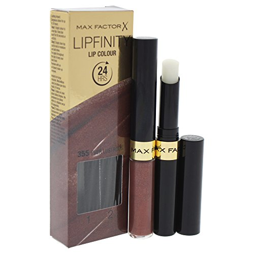 Max Factor Lipfinity Lippenstift - 355 Ever Lustrous