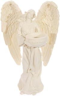 Puckator - Portavelas en Forma de ángel (23 cm)