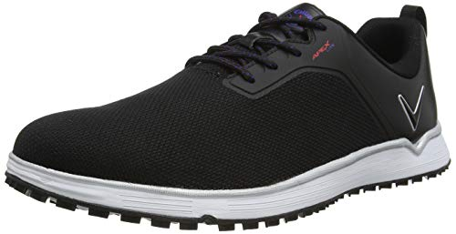 CALLAWAY M583 Apex Lite, Zapatos de Golf Hombre, Negro, 42.5 EU