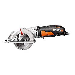 WORX WORXSAW WX429L Compact Circular Saw For Woodworking