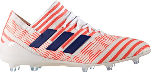adidas Nemeziz 17.1 FG Cleat - Women's Soccer 7.5 White/Mystery Ink/Easy Coral