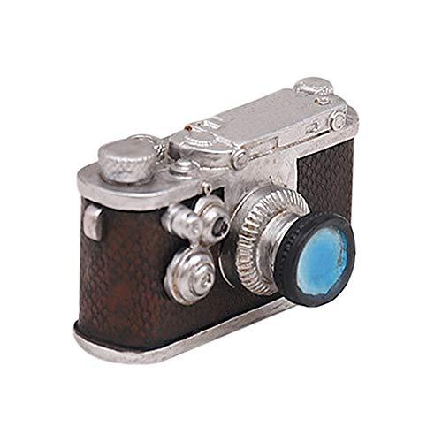 EisEyen - Adorno Retro Retro para cámaras de Fotos, Modelo de teléfono, decoración Antigua para el hogar o la Oficina, Regalo, Máquina fotográfica