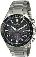 Casio Edifice Black Dial Analog Watch for Men - EQS-800CDB-1AVUDF (EX409)