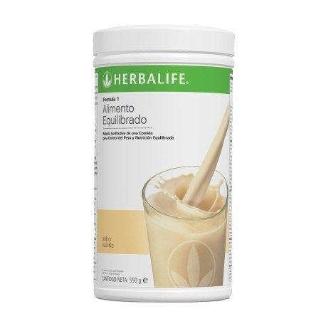Herblalife formula 1 batido vainilla 550g