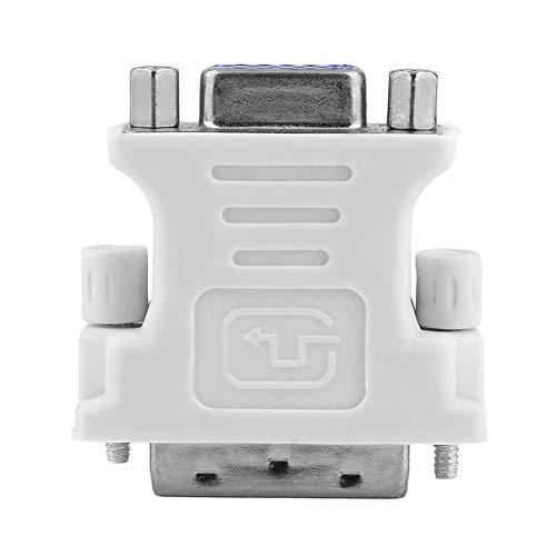 Adaptador/convertidor de Video Dvi (Macho) a Vga (Hembra) - DVI DVI-I Macho...
