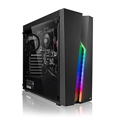 PC Megaport Ordenador AMD Athlon 3000G 2X 3.50GHz • AMD Radeon Vega 3 • 16GB DDR4 • 1TB • USB3.0 Desktop pc • 1TB Disco Duro • Windows 10
