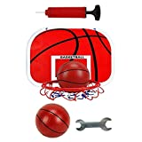Gather together Outdoor Indoor Sports Basketball Box Dunk Mini Basketball Hoop Set Baby Throw Basketball Hoop Children's Ball Rack Toy Children