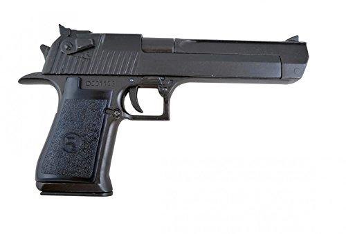 Denix Replik - Replica pistola israeliana Desert Eagle, 27 cm, semiautomatica, USA dal 1980, colore: nero