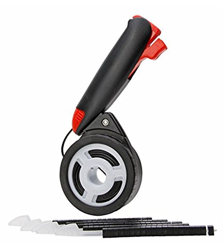KOPP 324609080 Kabelbinder-Pistole für individuelle Kabelbinderlaengen