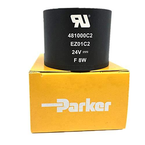 Sruik Tool Max 67% 25% OFF OFF Parker 481000C2 EZ01C2 Coil 24V 8W New