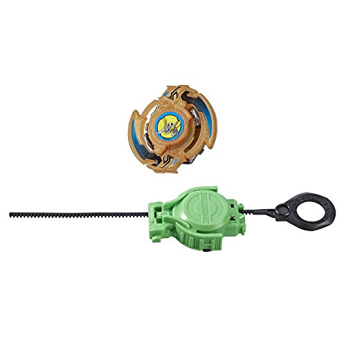 BEYBLADE Burst Rise Slingshock Phantom Driger S Starter Pack -- Right-Spin Battling Top Toy and Right/Left-Spin Launcher, Ages 8 and Up