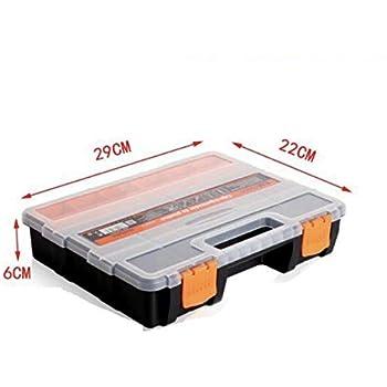 Caja de Almacenamiento Portátil para tornillos y accesorios de ...