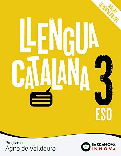 Agna de Valldaura 3 ESO. Llengua catalana: Novetat (Innova)