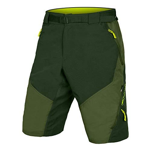 Endura Hummvee - Pantalón corto para ciclismo de montaña, talla XL