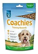 COACHIES Training Treats, 200g Naturals - Chicken