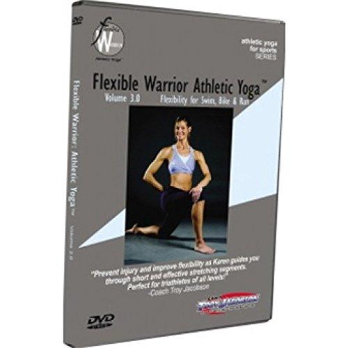 Spinervals Flexible Warrior 3.0 Flexibility for Swim, Bike, Run
