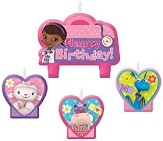 dr mcstuffins decorations