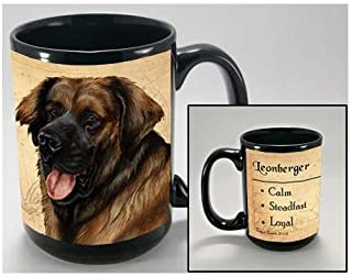 MY FAITHFUL FRIEND LEONBERGER COFFEE CUP MUG PET GIFT