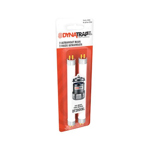 GBW Dynatrap 32050 Insect Eliminator 2 Ultraviolet Replacement Bulbs...