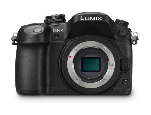 Panasonic LUMIX DMC-GH4K DMC-GH4KBODY GH4 16.05MP Digital Single Lens Mirrorl...