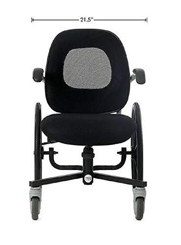 Troy Technologies | Flux Slim-Line Narrow Daily Wheelchair (Standard)