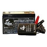 Vexilar V-120 Battery & Charger