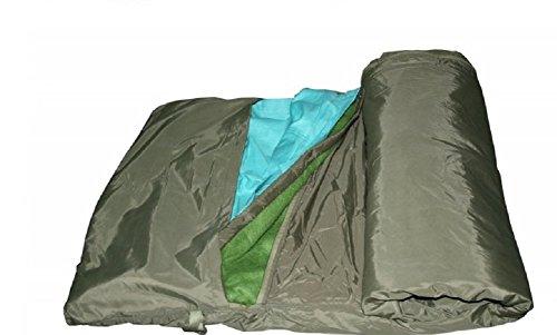 Tschechischer Armee-Schlafsack, 3-tlg, einzigartiges militärischen Surplus Schlafsack