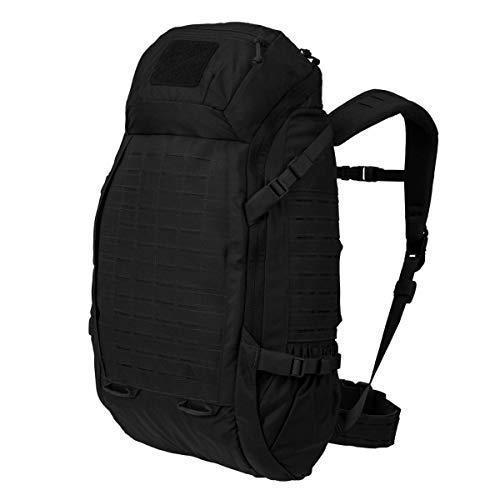 DA Direct Action HALIFAX M 40L Rucksack Militär Cordura Tactical MOLLE Patrol Backpack (Schwarz)