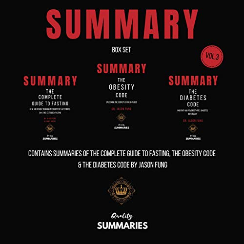 『Summary Box Set: Volume 3』のカバーアート