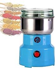 Multifunctionele Smash Machine Huishoudelijke Elektrische Koffieboon Frezen Smash Droge Korrelmolen, High-Speed Keukenmolen Voor Specerijen/Kruiden/Ontbijtgranen/Bonen/Huisdieren
