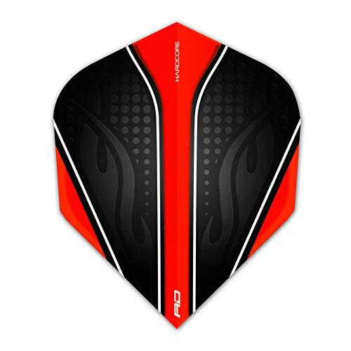 Red Dragon Jamie Lewis Fireball Softdarts - 3