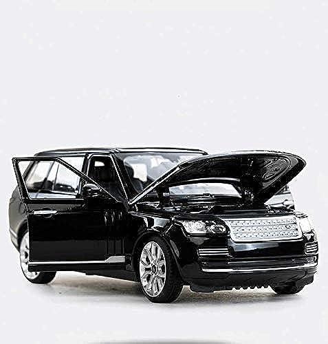 buscando agente de ventas Maisto Land Rover Rover Rover Range Rover Modelo de Coche de aleación Modelo de Coche de Juguete de Juguete Colección de decoración 1 24 Modelos Escala Vehículos ( Color   negro )  tienda